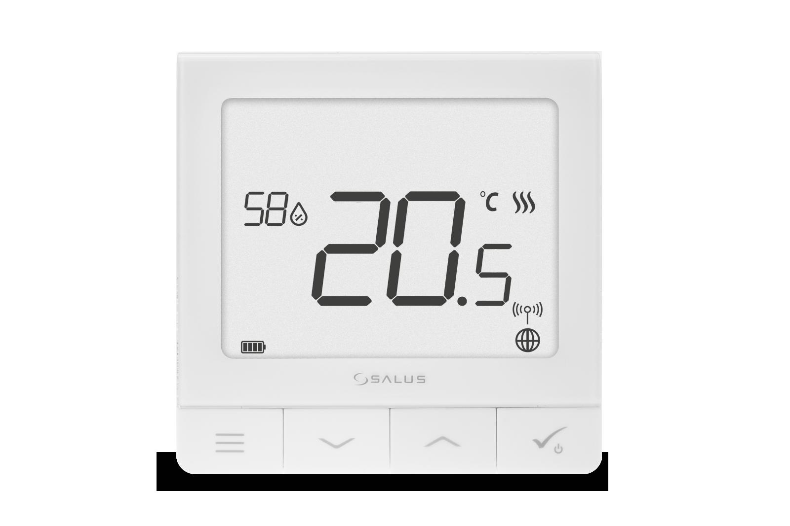 Controlla la temperatura